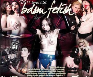 Glamorous pornstars in dirty fetish Scenes and BDSM fantasies!