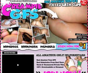 Creampied GFS