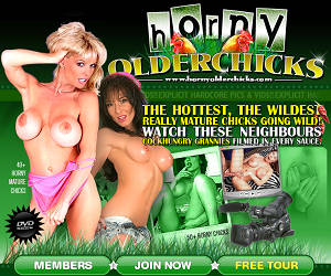 HornyOlder Chicks- the Hottest, the Wildest Reality Mature Chicks in fresh porn movies and pics