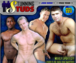 Join to Stunning Studs! Hi-Quality Gay Hardcore Pictures! Full Gay XXX Movies With Sound! Live Gay Shows And Sex Chat!