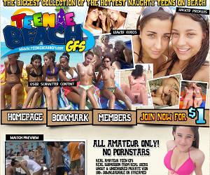 Teenie Beach GFS